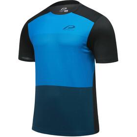 Protective P-Shade Fahrrad Shirt Herren blau